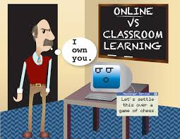 e-learning vs classroom learning