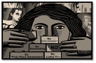 Cyber Crimes and Women in India